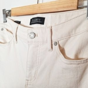 TALBOTS Flawless Five Pocket Slim Ankle Jeans 2